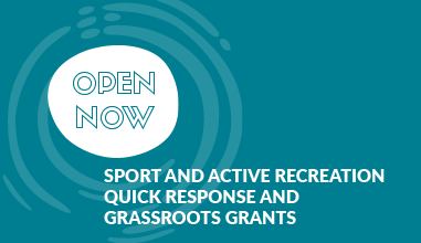 Quick Response and Grassroots Grants Now Open