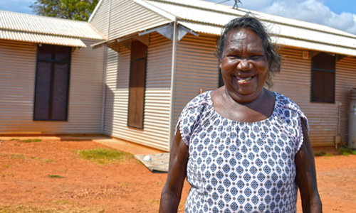 Progress across the board in remote housing program