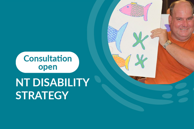 Have Your Say on the Northern Territory Disability Strategy