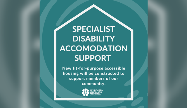Four new Specialist Disability Accommodation dwellings to be constructed